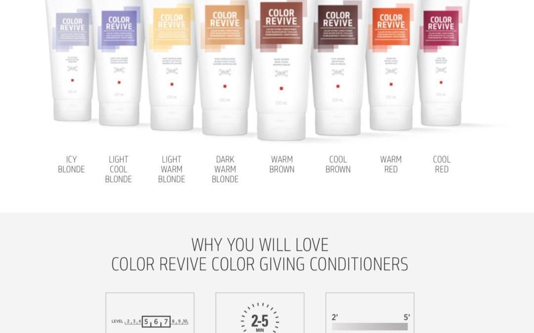 Keep Your Colour Salon Fresh