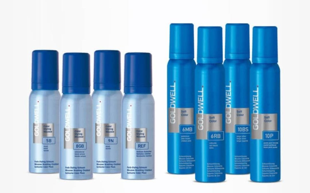 Colour Styling Mousse